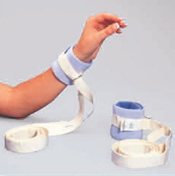 Cintura fermapolsi per adulti cod art c43150 valentini - Cintura di contenzione letto ...